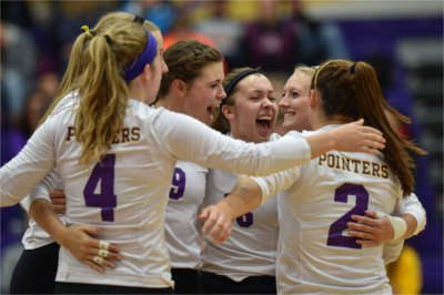 UWSP Volleyball