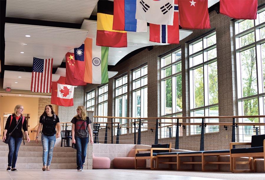 Marshfield Campus
